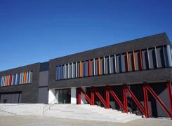 Nieuwbouw onderwijsgebouw Dongemond College