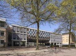 Nieuw- en verbouw van de Internationale Campus Breda