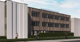 Uitbreiding van het Walburg College