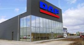 Nieuwbouw DAF Service Center