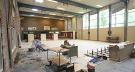 Interne verbouwing school