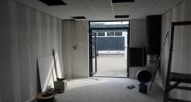 Verbouwing nieuwe locatie RPS