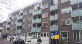 Verbouwing appartementen
