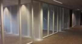 Verbouwing kantoor GE