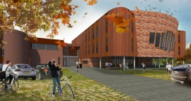 Nieuwbouw campus Markenhage